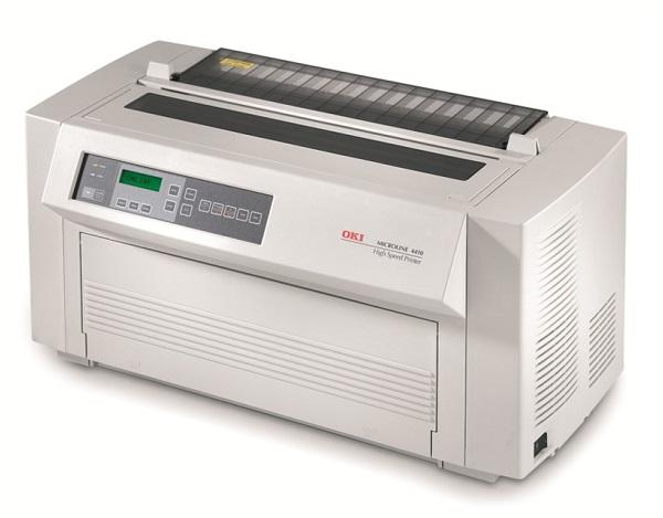 OKI ML4410 A3, mono, mátrix nyomtató
