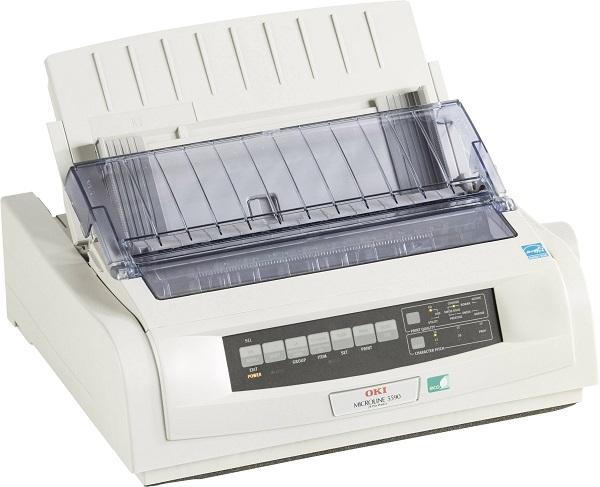 OKI ML5590 A4, mono, mátrix nyomtató