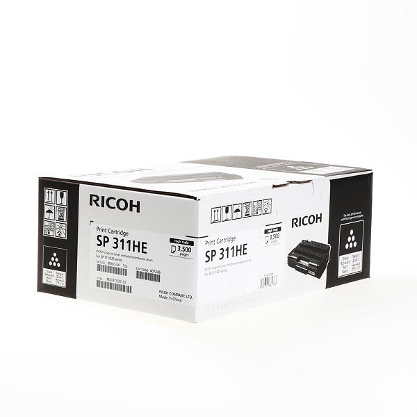 Ricoh SP 311DN/311SFN/325DNw/311HE/TONSP 311HE Toner - festékkazetta 3,5K fekete (Black), eredeti