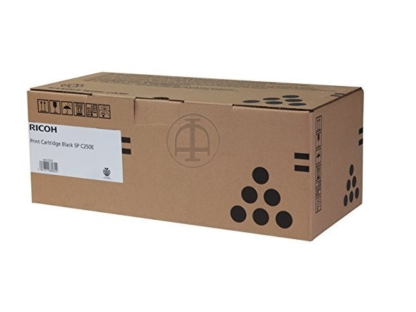 Ricoh SP C250DN/250SF/SP 250E/AIO/TONSP C250BLLY Toner - festékkazetta 2K fekete (Black), eredeti