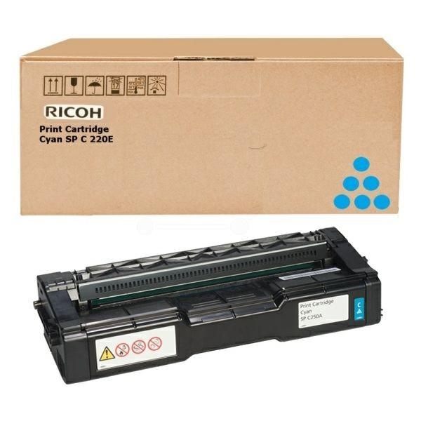 Ricoh SP C250DN/250SF/SP 250E/AIO/TONSP C250CYLY Toner - festékkazetta 1,6K cián (kék), eredeti