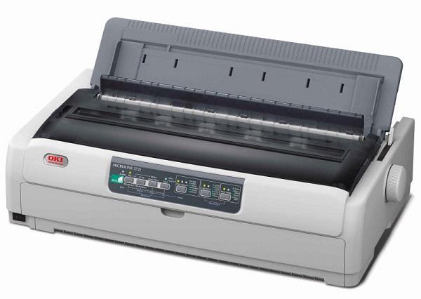 OKI ML5721 A3, mono, mátrix nyomtató