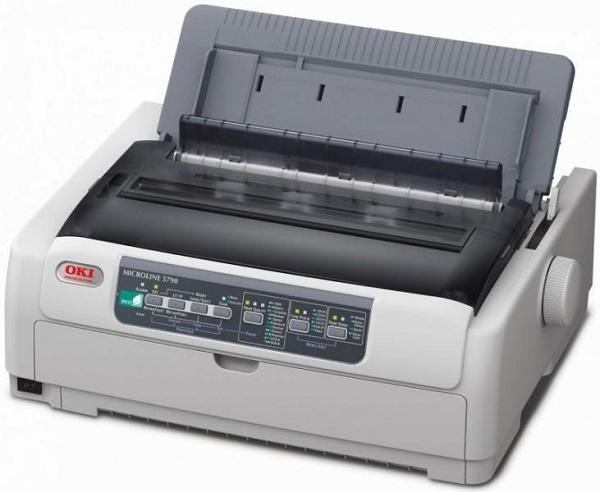 OKI ML5790 A4, mono, mátrix nyomtató